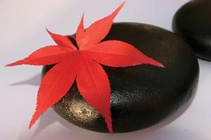 Japanse hotstone massage